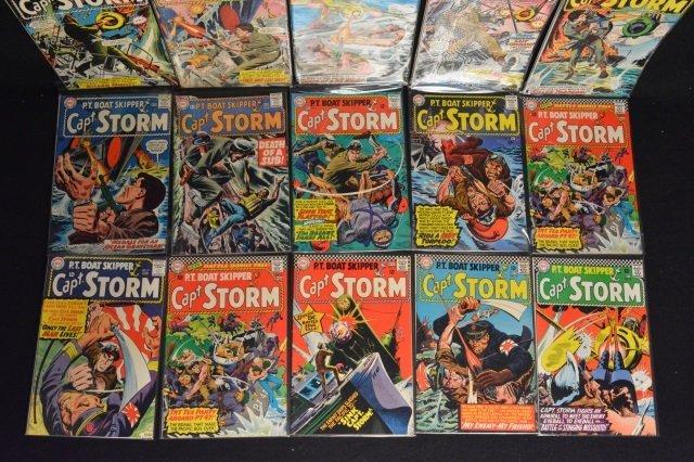 (16) Capt. Storm, DC Comics Silver Age - 4
