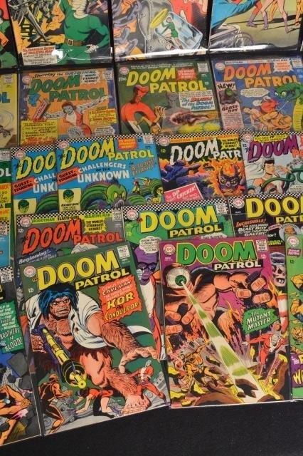 (25) The Doom Patrol, DC Comics Silver Age - 4
