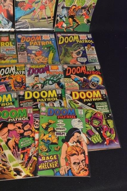 (25) The Doom Patrol, DC Comics Silver Age - 5