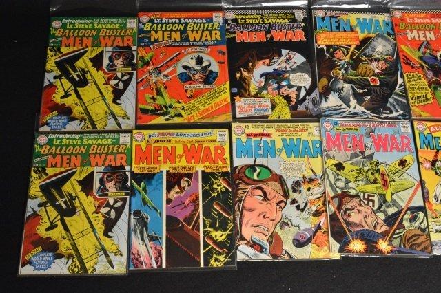 (29) All-American Men of War, DC Comics Silver Age - 2