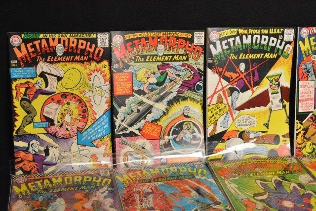 (19) Metamorpho DC Comics Silver Age - 2