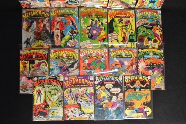 (19) Metamorpho DC Comics Silver Age - 4