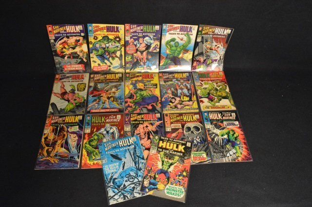 (17) Tales To Astonish, DC Comics Silver Age