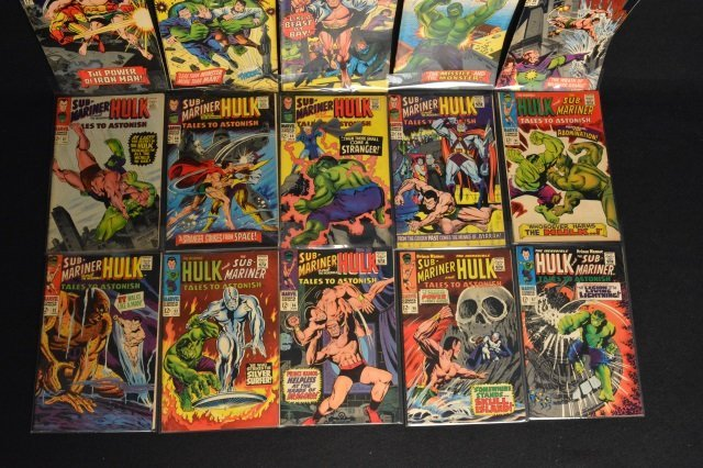 (17) Tales To Astonish, DC Comics Silver Age - 2