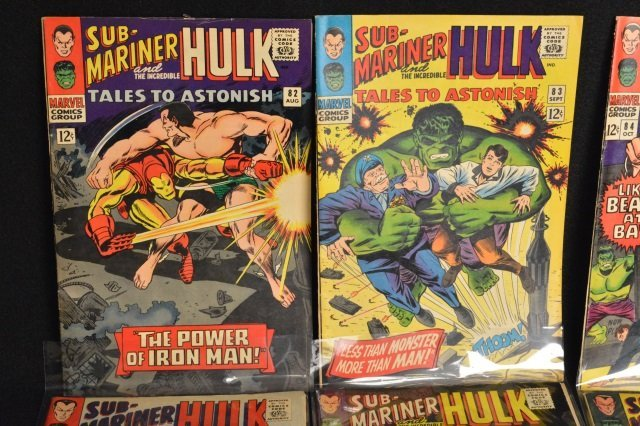 (17) Tales To Astonish, DC Comics Silver Age - 3
