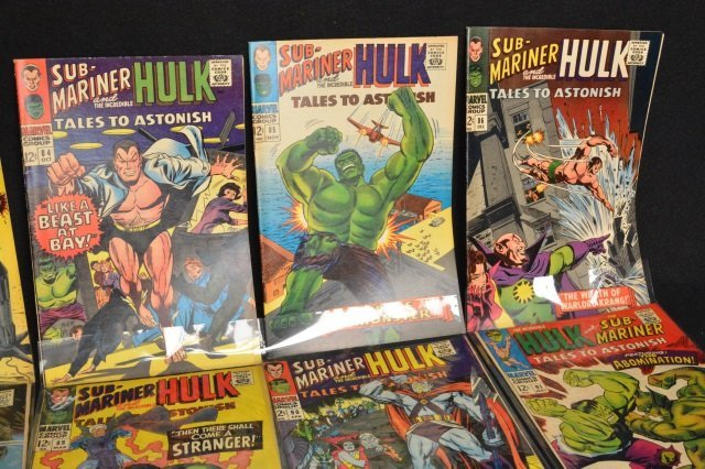 (17) Tales To Astonish, DC Comics Silver Age - 4