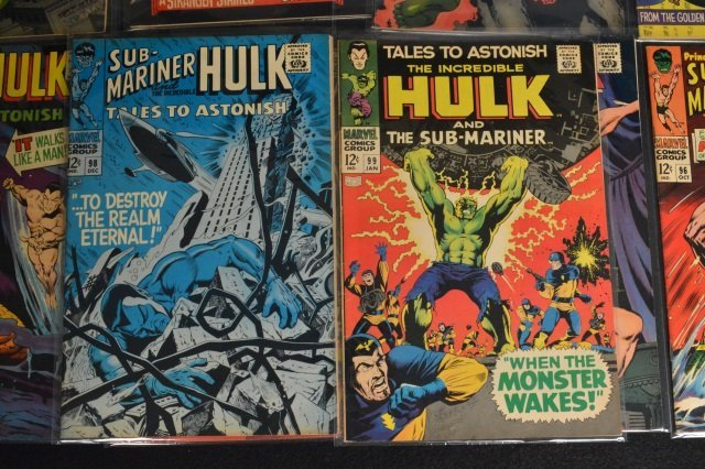 (17) Tales To Astonish, DC Comics Silver Age - 5