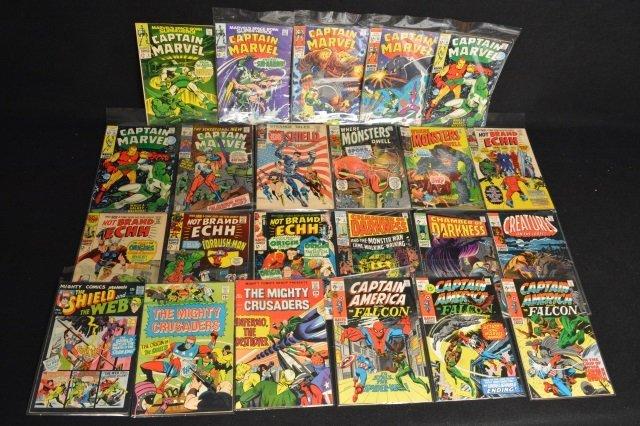 (23) Marvel Comics - Mixed Lot