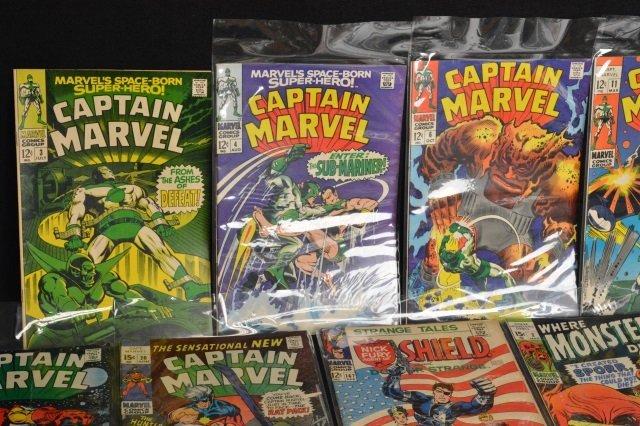 (23) Marvel Comics - Mixed Lot - 2