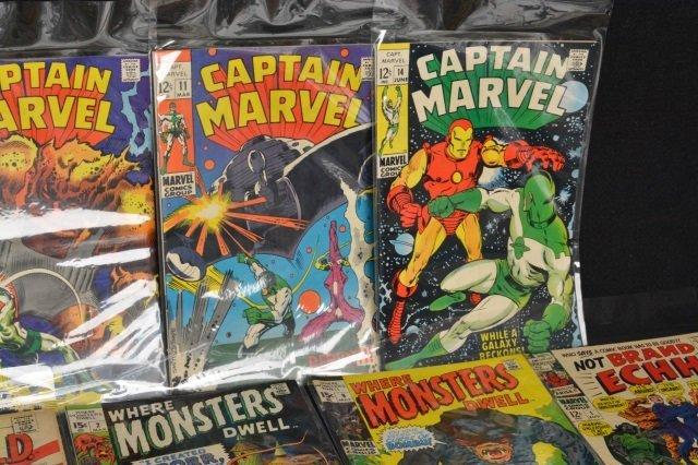(23) Marvel Comics - Mixed Lot - 3