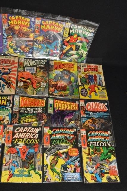 (23) Marvel Comics - Mixed Lot - 5