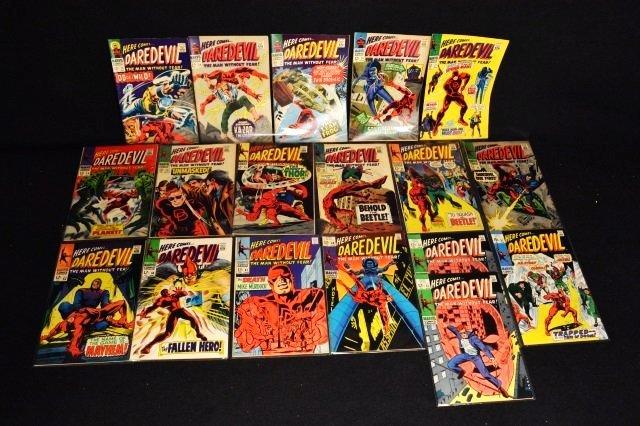 (18) DareDevil, Marvel Comics Silver Age