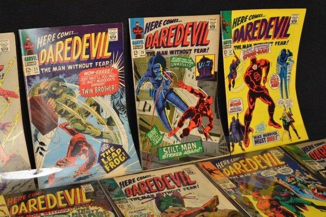 (18) DareDevil, Marvel Comics Silver Age - 2
