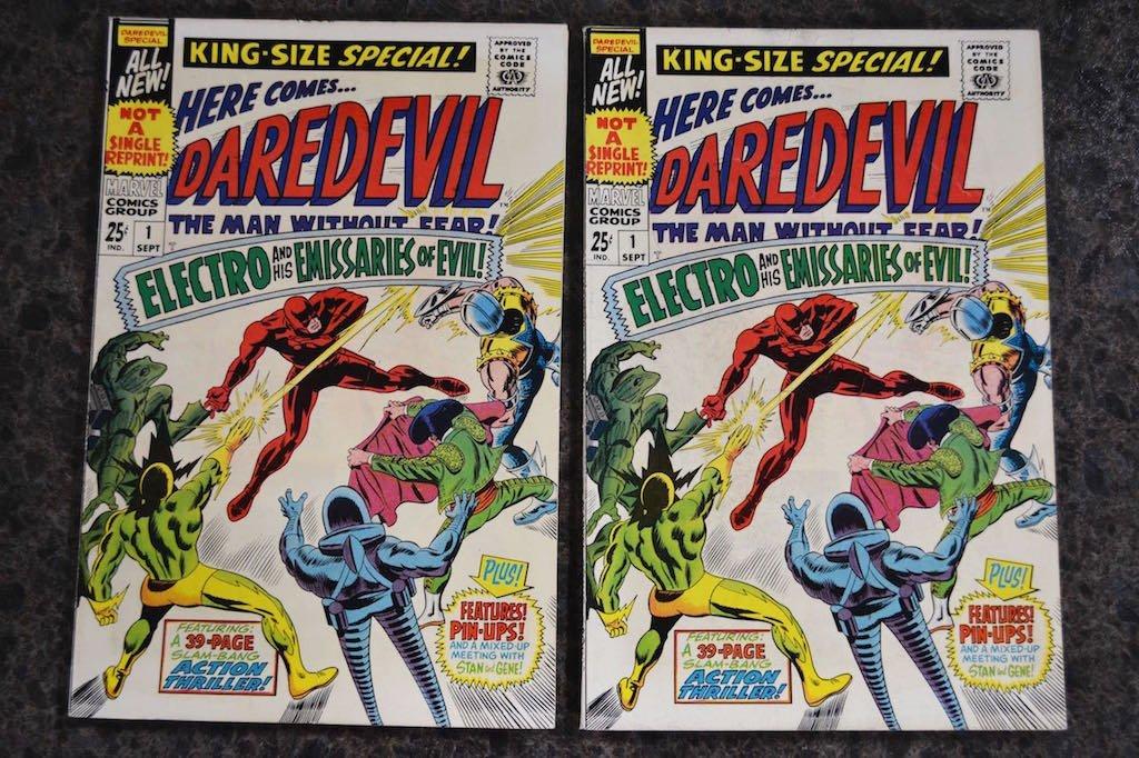 (18) DareDevil, Marvel Comics Silver Age - 4