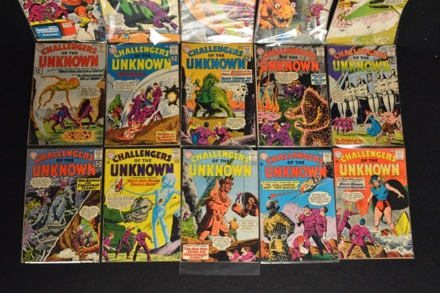 (19) Challengers of the Unknown, DC Comics - 5