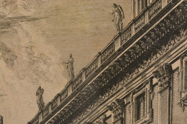 Veduta Della Piazza Del Campidoglio Artwork - 7