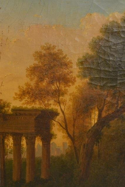 Landscape Oil on Canvas Painting - 2