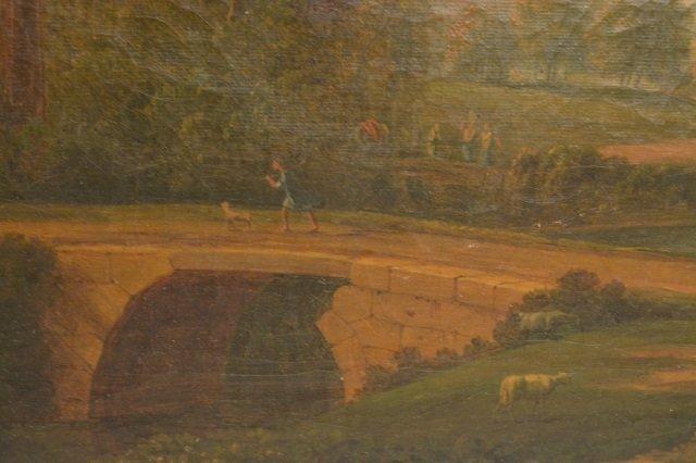 Landscape Oil on Canvas Painting - 5