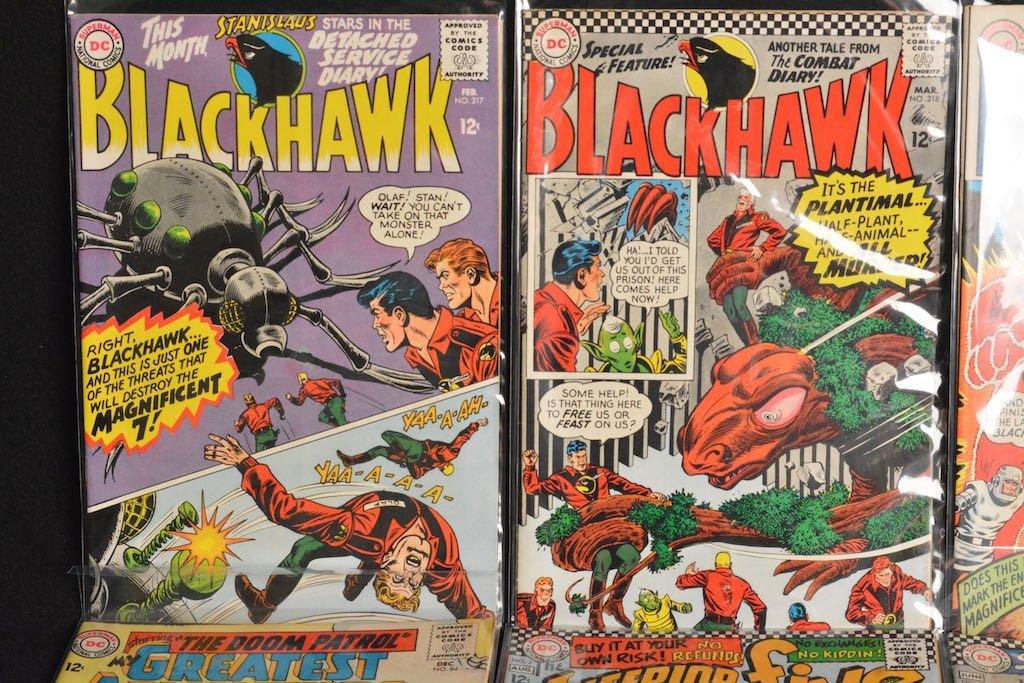 (27) DC Comics Silver Age Comic Books Mixed Lot - 2