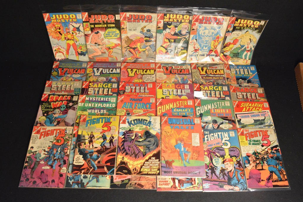 (33) CDC Comics Comic Books - Mixed Titles