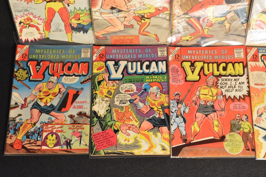 (33) CDC Comics Comic Books - Mixed Titles - 2