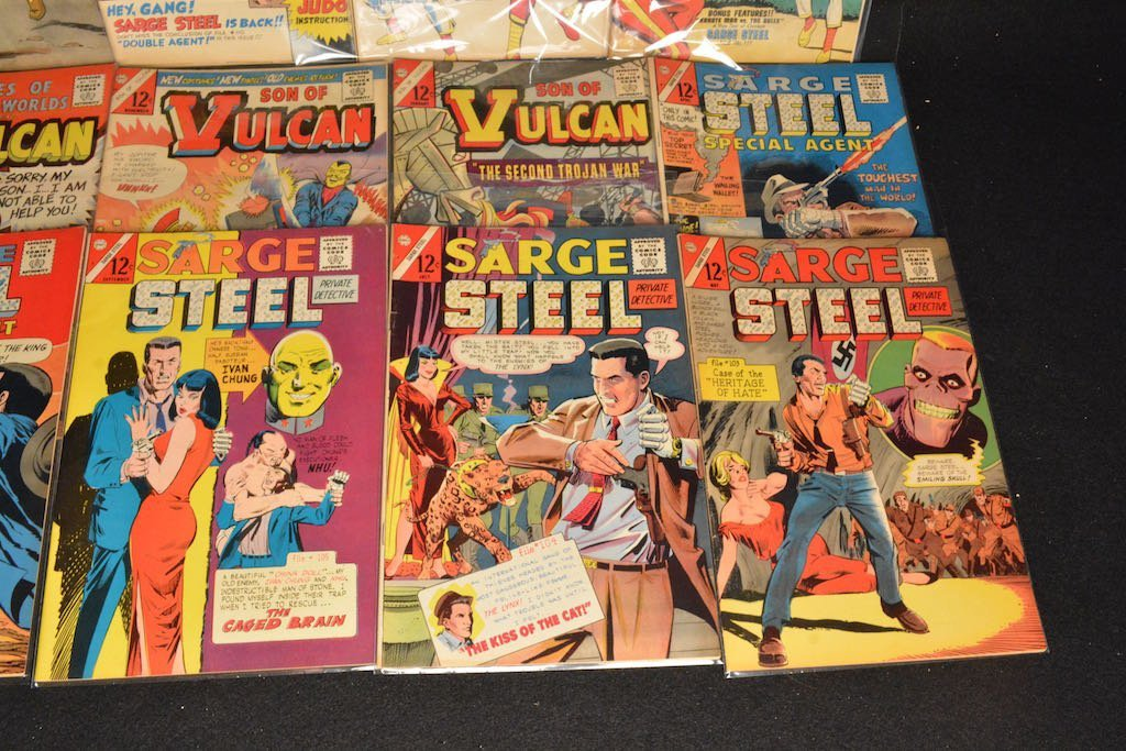 (33) CDC Comics Comic Books - Mixed Titles - 7