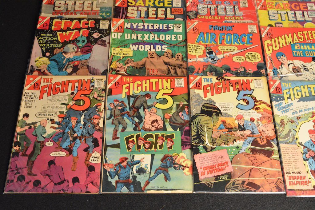 (33) CDC Comics Comic Books - Mixed Titles - 8