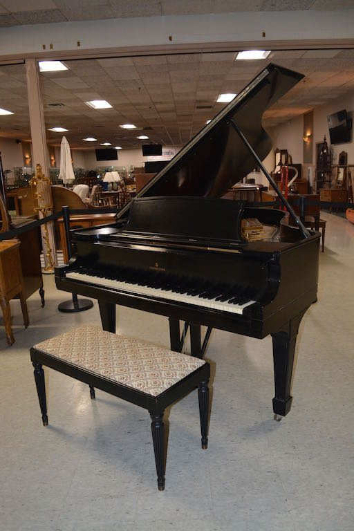 1920's Steinway & Sons Grand Piano Model L