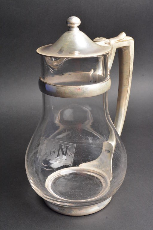 1900's Louisville & Nashville RR Coffee Pot