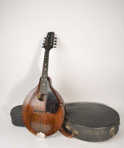 Gibson Jr Style A-Jr Mandolin
