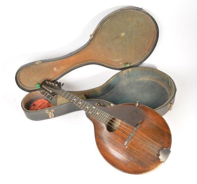 Gibson Jr Style A-Jr Mandolin - 3