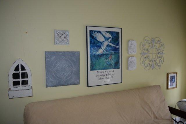 (8) Piece Wall Art Grouping