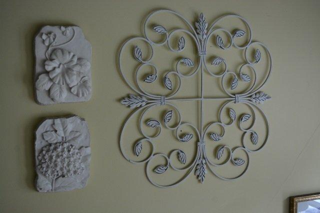 (8) Piece Wall Art Grouping - 2
