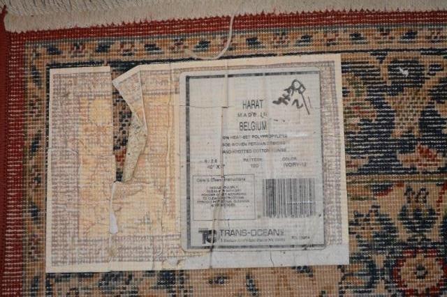 Harat Made in Belguim Persian Design Rug - 4