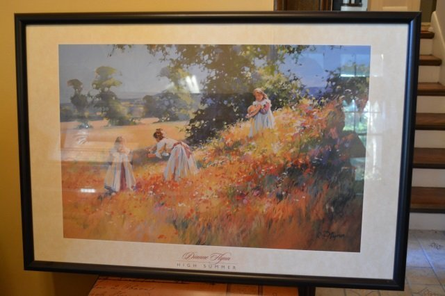 "Dianne Hynn ""High Summer"" Framed Art Print"