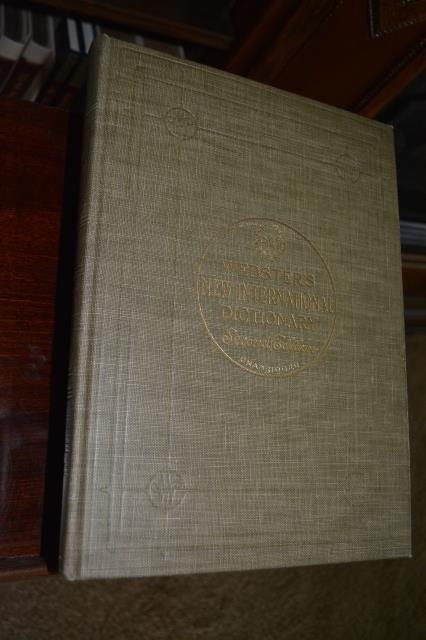 Encyclopedia Wood Book Stand W/ Encyclopedia - 2