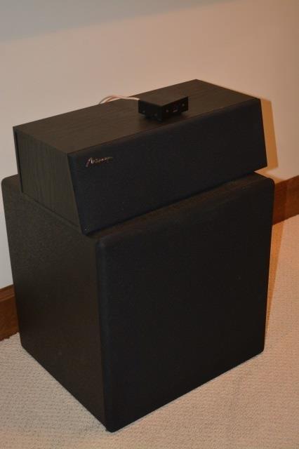 Mirage Speaker System