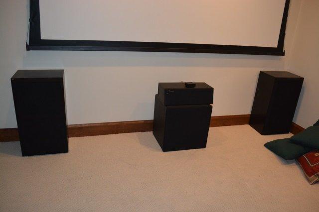 Mirage Speaker System - 3