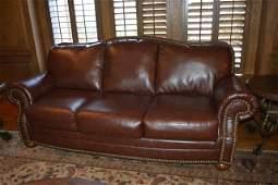 Durablend Blended Leather Sofa