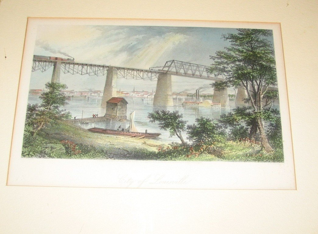 20: Louisville Lithograph