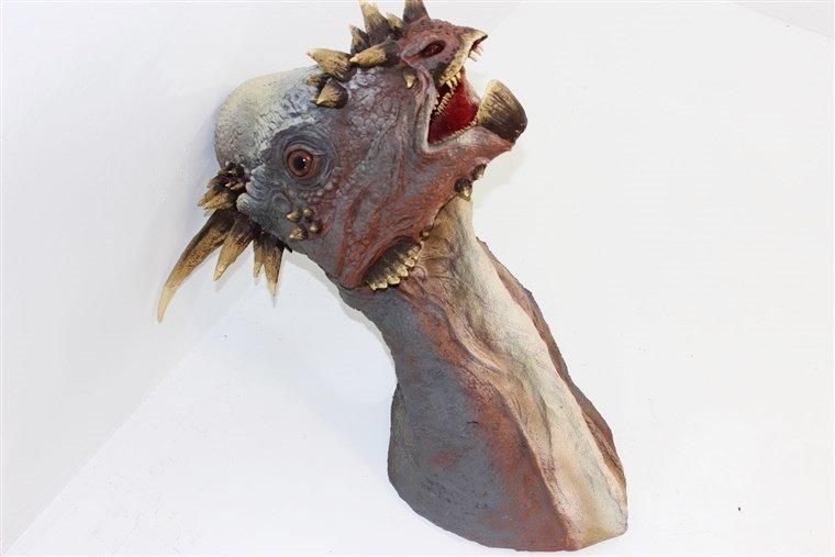 The Mesozoic Moosehead (Sandy)