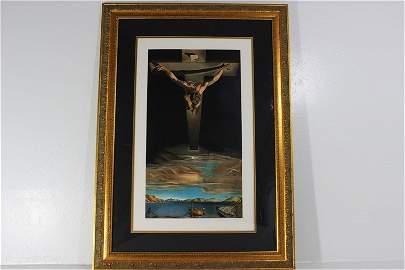 Framed Salvadore Dali Proof 15/15