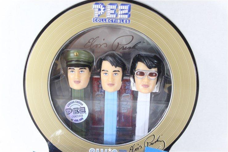 Elvis Pez  Dispensers Collectibles - 2