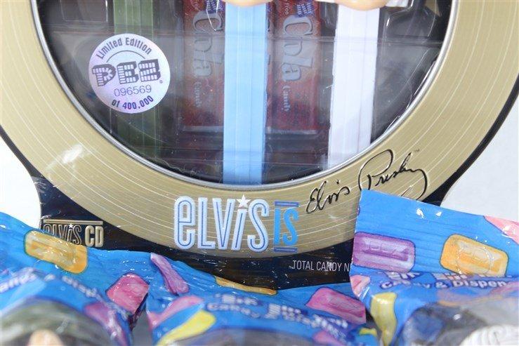 Elvis Pez  Dispensers Collectibles - 3