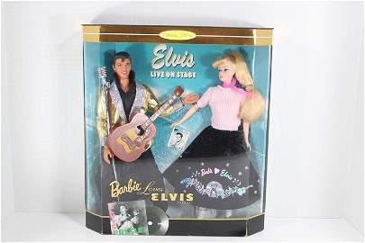 Elvis and Barbie Set