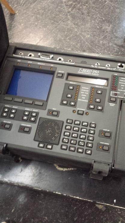T-Berd 950 Communication analyzer