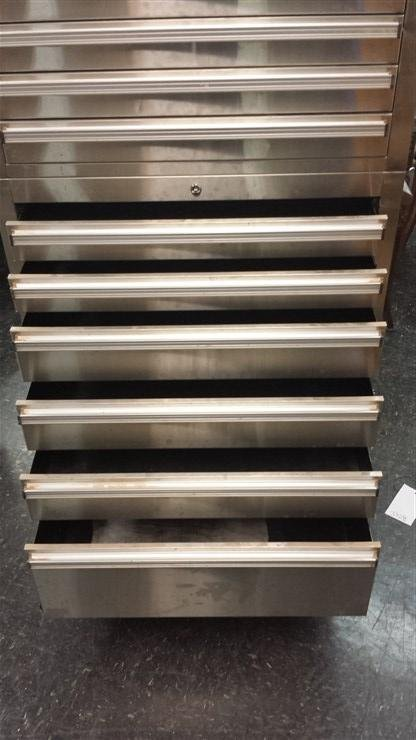 Steel Glide Double Stack Rooling Tool Box - 3