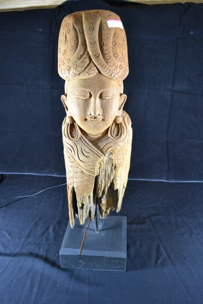 103: Asian Slated wood