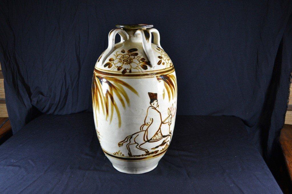 116: chinese han vase