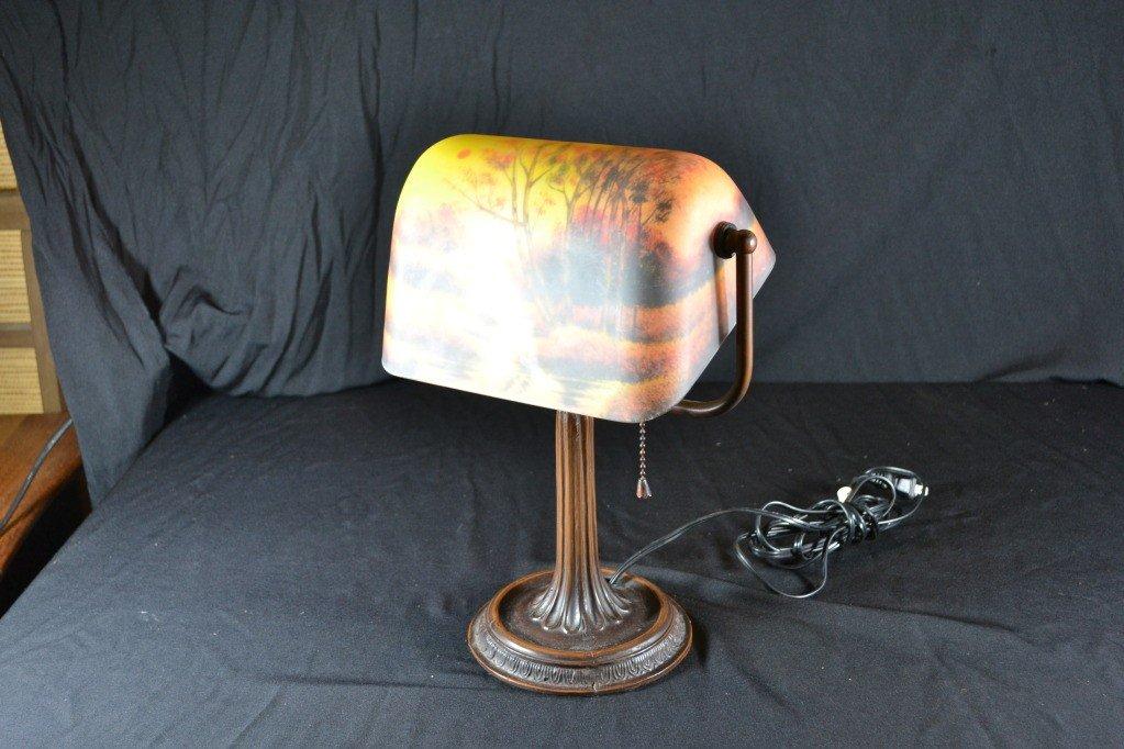 119: metal desk lamp